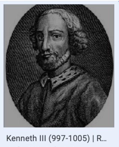 Stories of Tweedsmuir - King Kenneth III